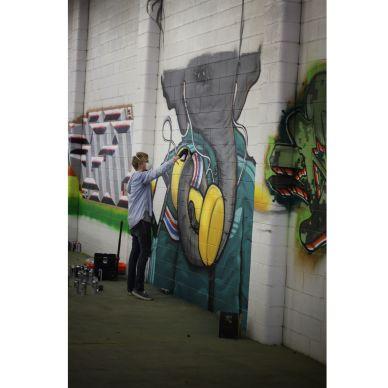 Ubody Westend, Gym Project