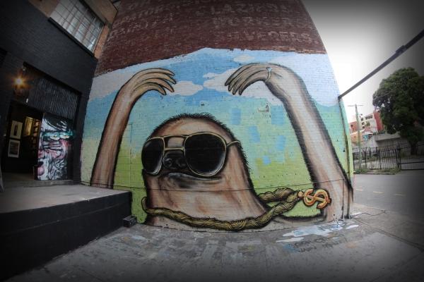 Gangster Sloth
