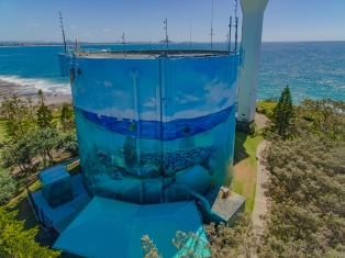 Pt Cartwright Water Tank Complete 5-0021